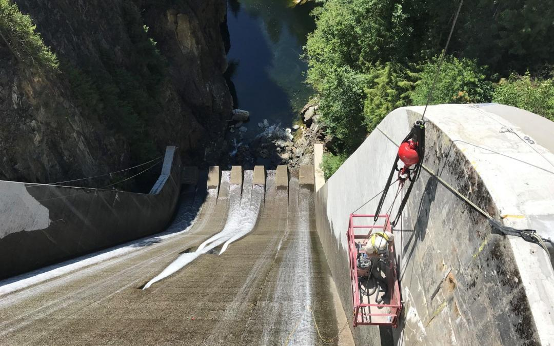 Cleveland Dam Project