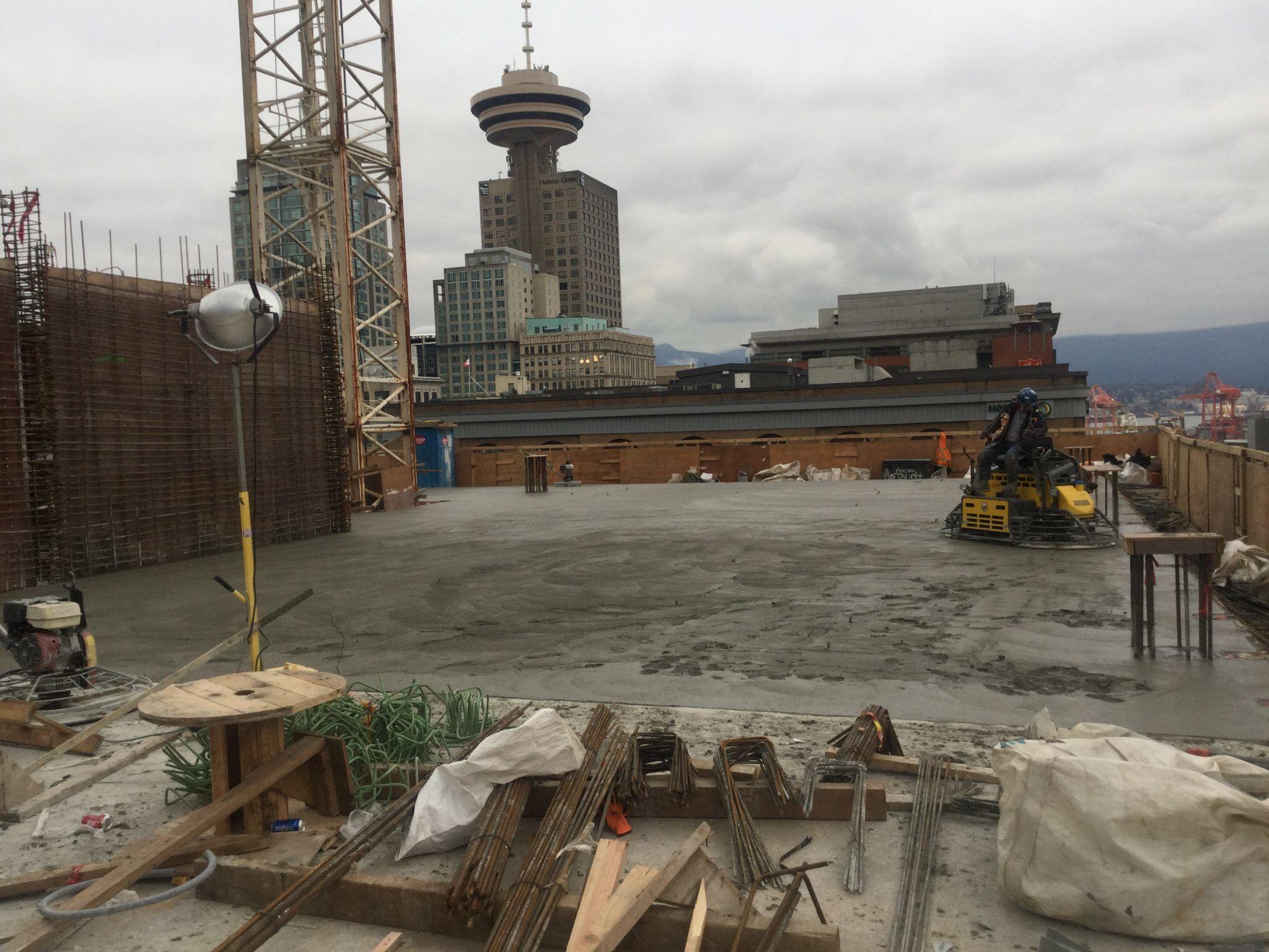 Amazon Building - Metro Testing + Engineering