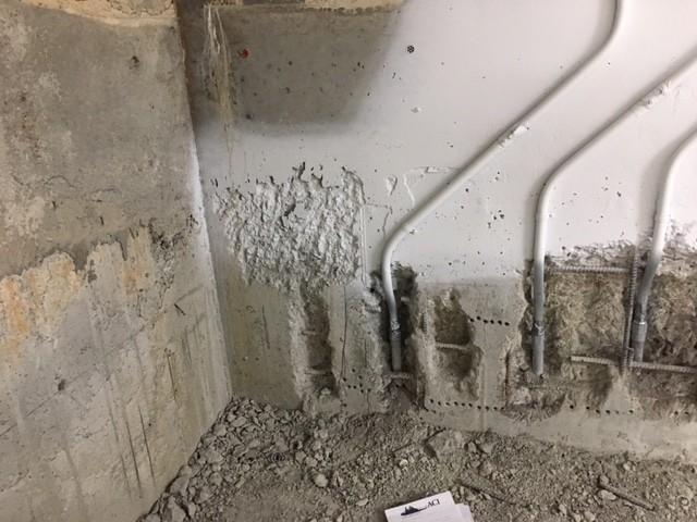Burrard Towers - Metro Testing + Engineering