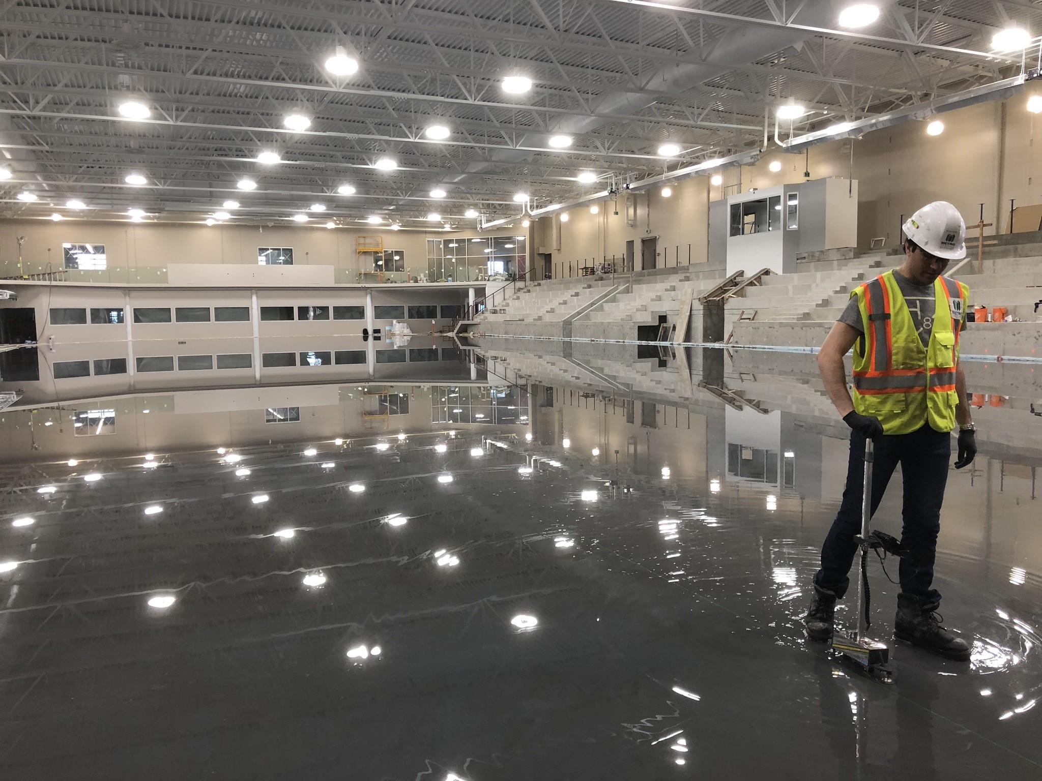 Floor Flatness / Levelness Testing - Metro Testing + Engineering