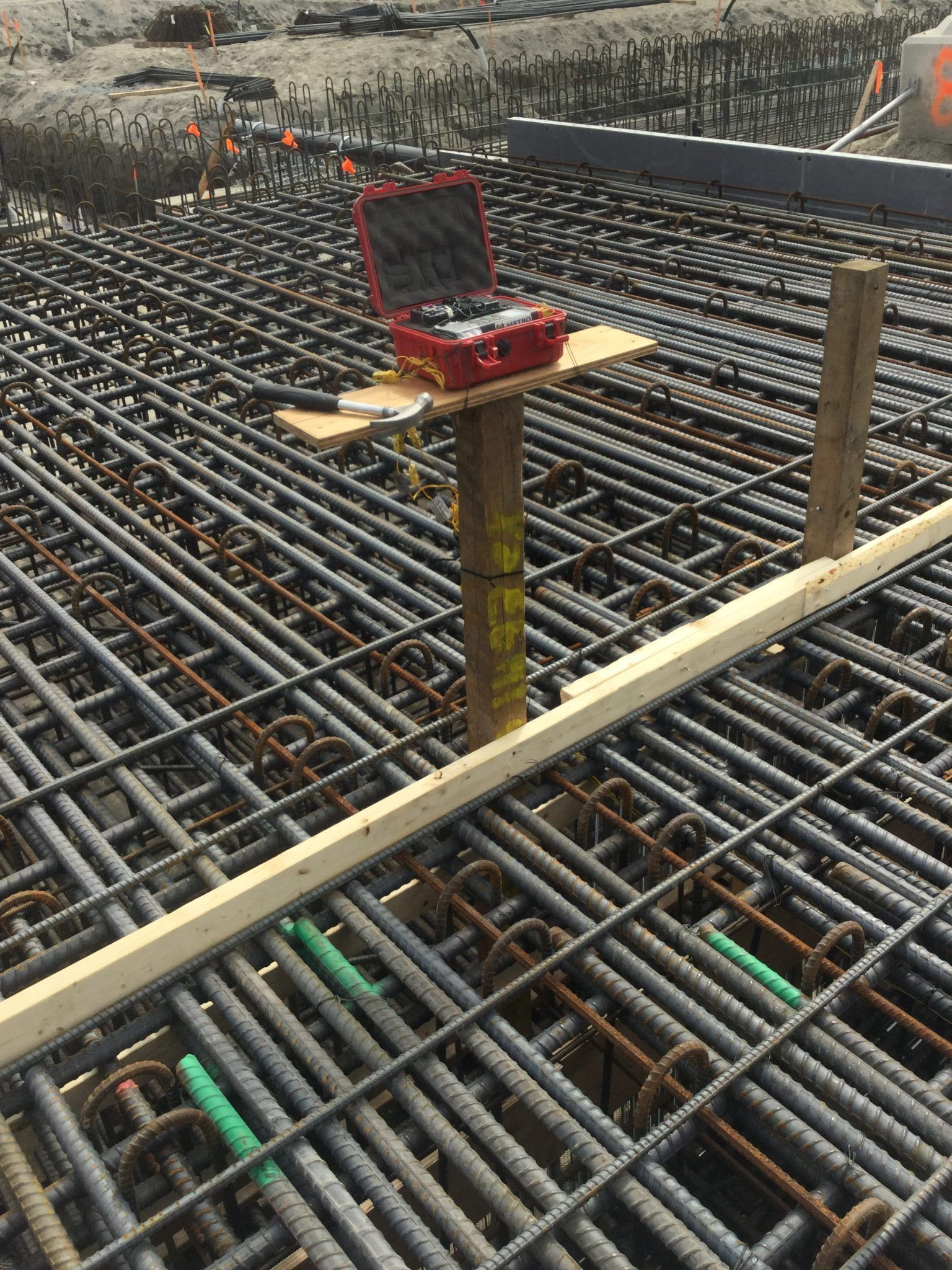Thermal Management in Mass Concrete - Metro Testing + Engineering